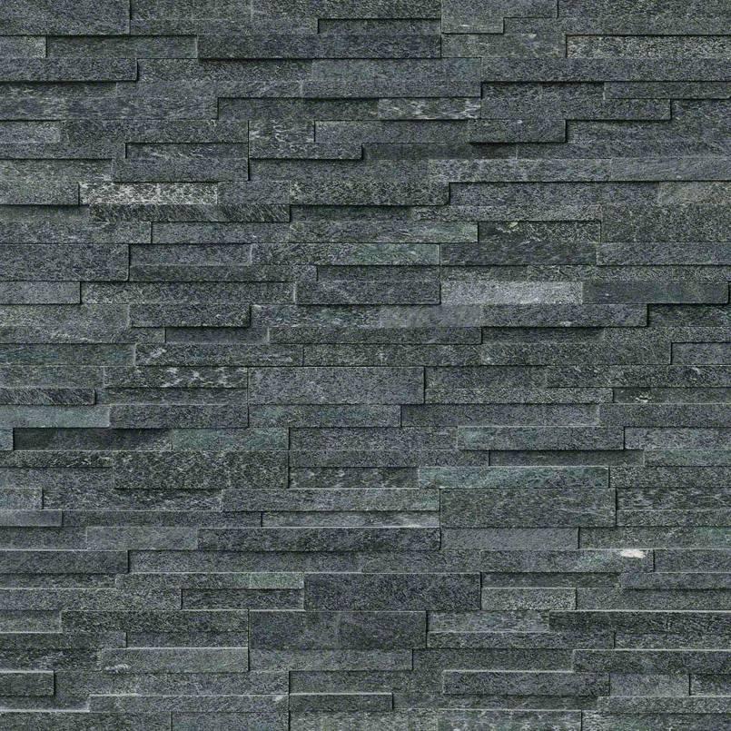 Coal Canyon 6x24 3D Honed Ledger Panel