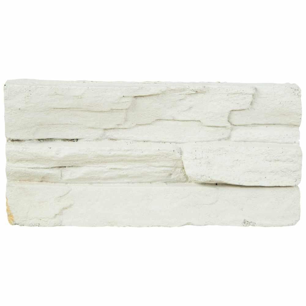 Copen Snow Natural Stacked Stone Veneer