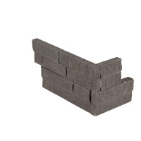 Mountain Bluestone 6x12x6 Split Face Corner Ledger Panel