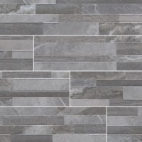 Palisade Grey 6X24 Matte Porcelain Ledger Panel