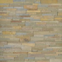 Sedona Vanilla 6X6 Split Face Corner Ledger Panel