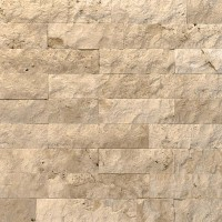 Tuscany Beige 4XFree Length 6-18 Split Face Stone Veneer