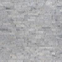 Sky Gray 4.5x9 Split Face Mini Corner Ledger Panel