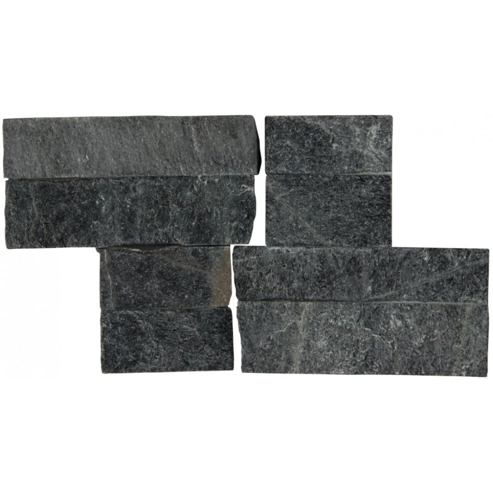 Coal Canyon 4.5x9 Split Face Mini Corner Ledger Panel