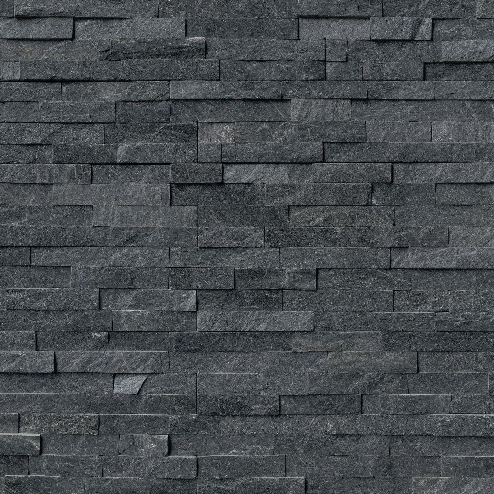 Coal Canyon 6x24 Split Face Ledger Panel