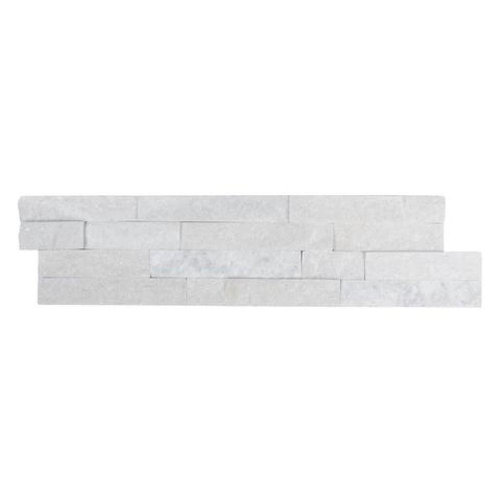 Laizhou White 6x24 Corner Leger Panel