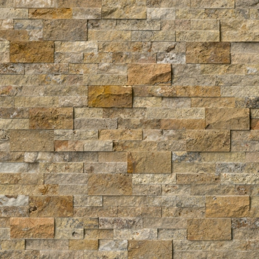 Tuscany Scabas 6X18x6 Corner Ledger Panel