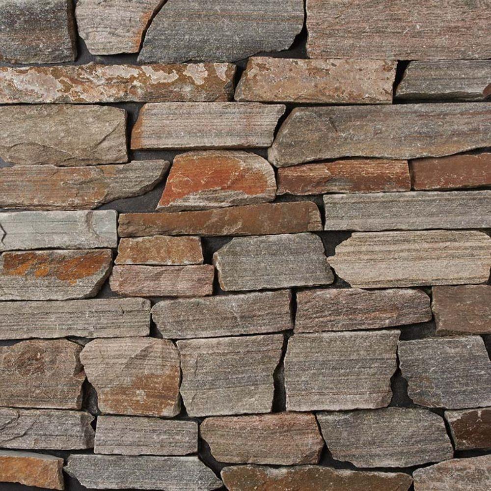 Safari Gold Natural Splitface Loose Stone Veneers