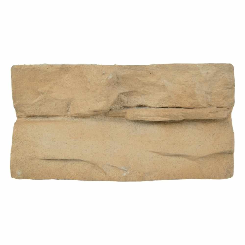Terrado Peninsula Sand Natural Stacked Stone Veneer