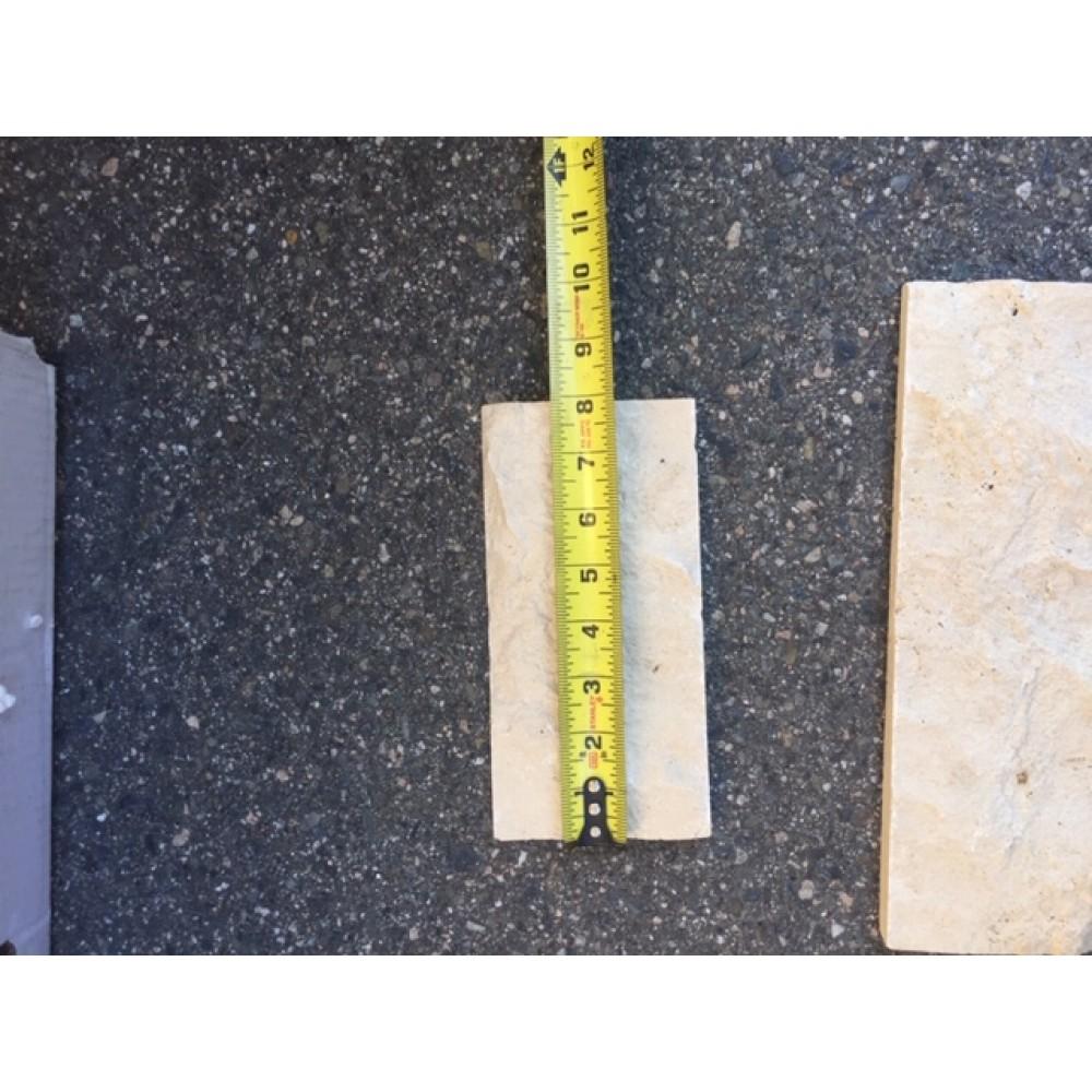 Tuscany Beige 4XFree Length 6-18 Split Face Stone Veneer