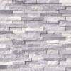Alaska Gray 6x18x6 Split Face Corner Ledger Panel