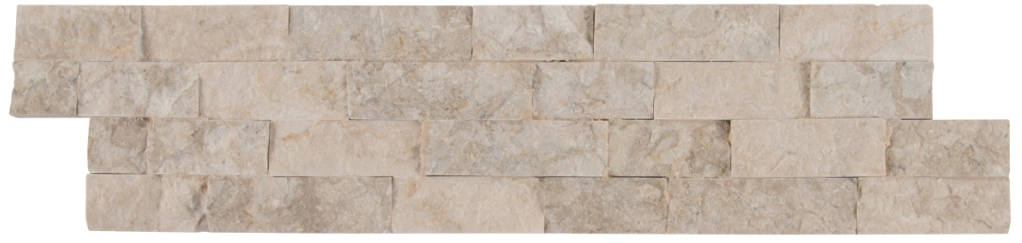 Tiara Beige 6X24 Split Face Ledger Panel