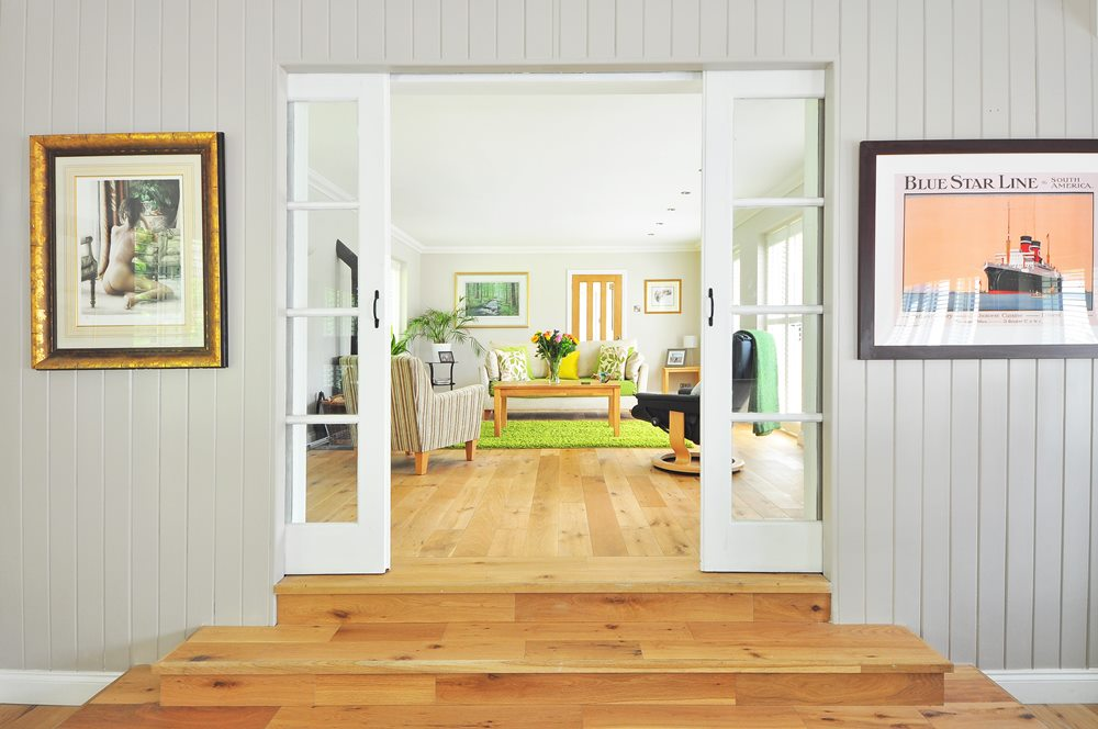 select facade for an extraordinary home remodel