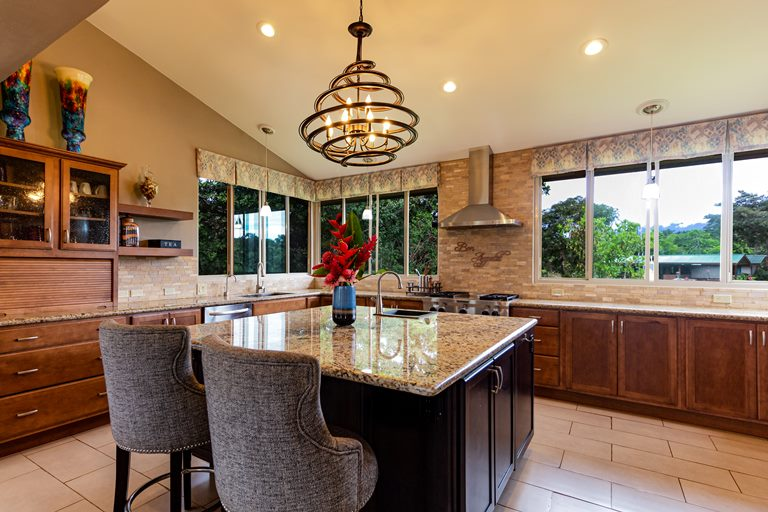 which trending tiles should be used for kitchen and bath